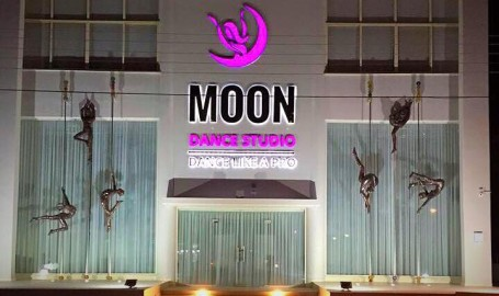 CZC2017 presents: workshops venue Dance Studio MooN!