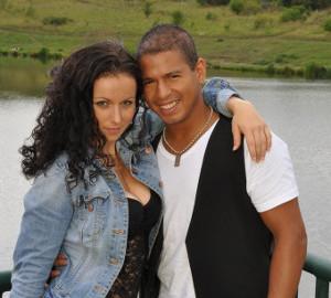 Luciano & Sophie demo at Casa de Rithmo Zouk weekend