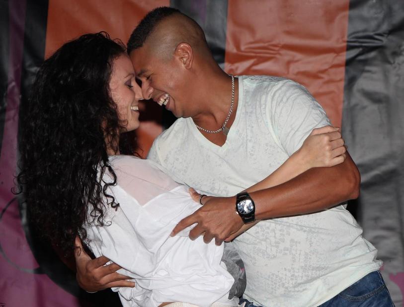 CZC 2015 Flashback: Luciano & Sofie, Samba de Gafieira