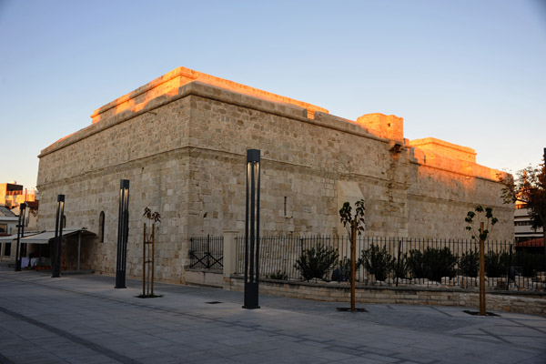 The-Castle-of-Limassol