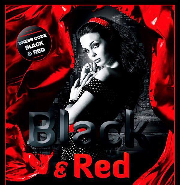 Sunday, October 8th – Black & Red Party at Ceti Locale