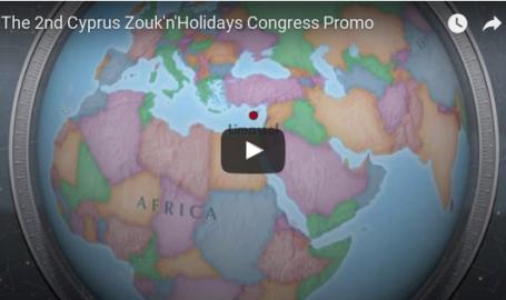 2nd Cyprus Zouk'n'Holidays Congress promo