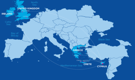 Come to Cyprus with new low-cost airline!