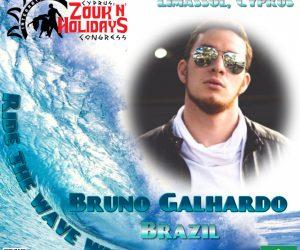CZC2017 proudly presents: Bruno Galhardo!