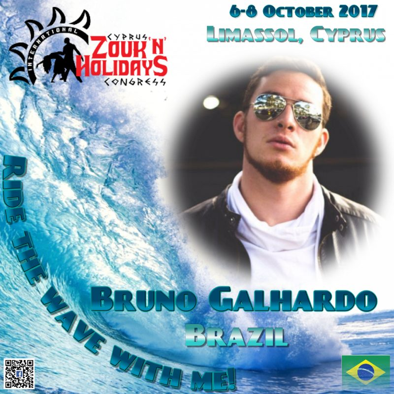 CZC2017 proudly presents: Bruno Galhardo!