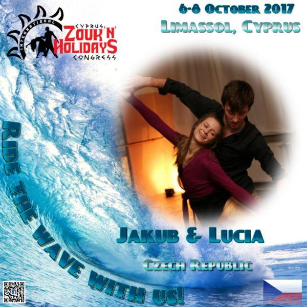 CZC2017 presents: Jakub Jakoubek & Lucia Kubašová!