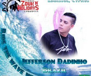CZC2017 presents: Dadinho & Evellyn!