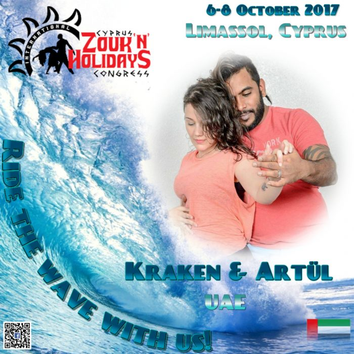 CZC2017 presents: Kraken & Artül