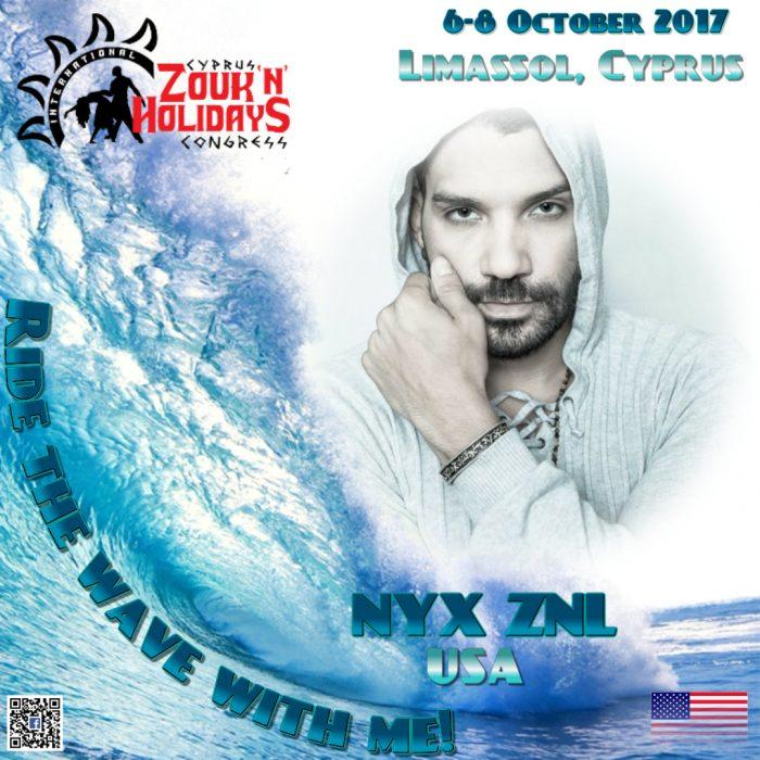 CZC2017 presents: our DJ Nyx ZNL