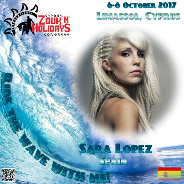 Queen of Kizomba will visit Cyprus this October!