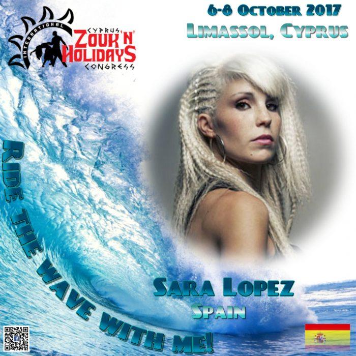 Queen of Kizomba will visit Cyprus this October!