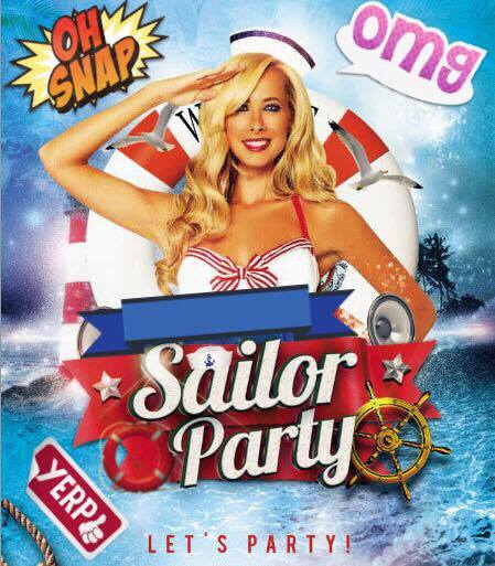 Friday, 6/10 – Congress Sailor Party at DC Club