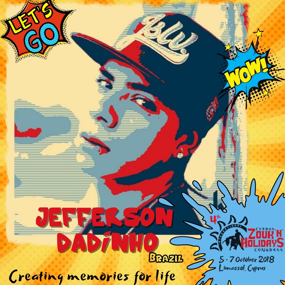 Create memory for life with Jefferson Dadinho!