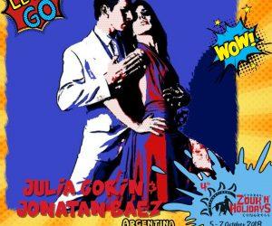 Create memory for life with Julia Gorin & Jonatan Baez
