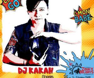 Create memory for life with DJ Kakah