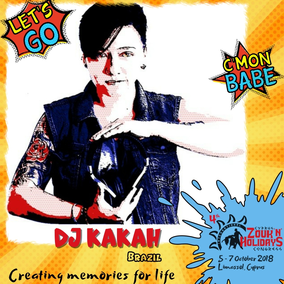 Create memory for life with DJ Kakah
