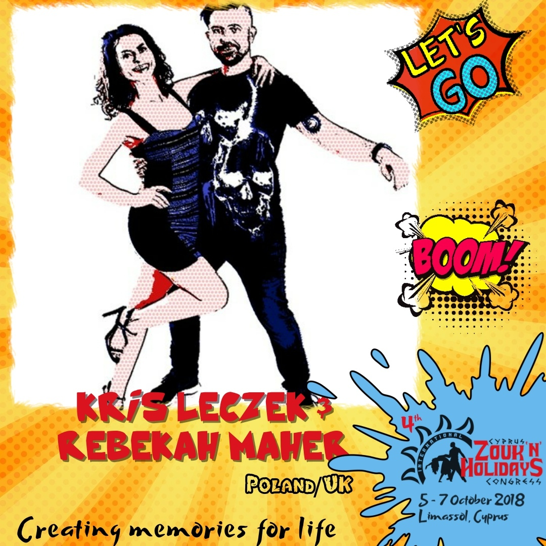 Create memory for life with Kris Leczek & Rebekah Maher!
