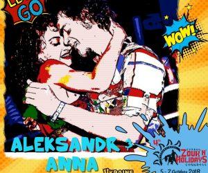 Create memory for life with Aleksandr Levchuk & Anna Galenda