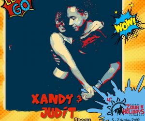 Create memory for life with Xandy Liberato and Judit Triguero!