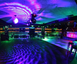 Eleven Club is our venue for parties!